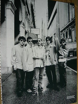 Oasis - Magazine Cutting (Full Page Photo) (Ref K2)