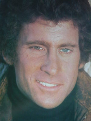 Paul Michael Glaser - Magazine Cutting (Full Page Photo) (Ref H5)