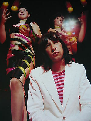 Primal Scream - Magazine Cutting (Full Page Photo) (Ref Aa2)