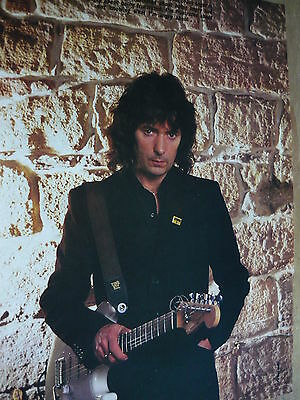 Ritchie Blackmore - Magazine Cutting (Full Page Photo) (Ref Nh)