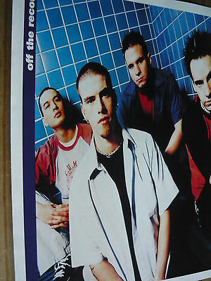 Taproot - Magazine Cutting (Full Page Photo) (Ref R6)