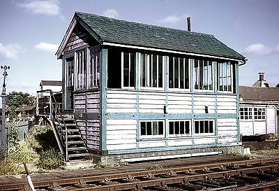 Great Eastern Railway signalling, Set A of 10 colour photos