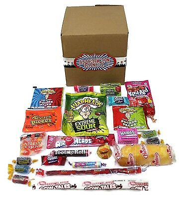 Youtube Reviewers American Import Candy Selection Box. Twinkies Jolly Rancher