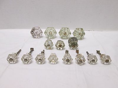 15 Crystal Drawer Knobs Pulls in 3 Sizes Perfect for Dressers, Cabinets and MORE
