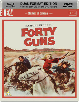 Forty Guns - The Masters of Cinema Series DVD (2015) Barbara Stanwyck ***NEW***