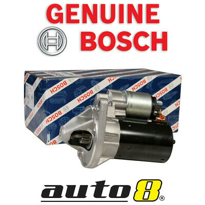 Bosch Starter Motor fits Ford Falcon Fairmont Fairlane Territory 6 Cyl 1965-2011