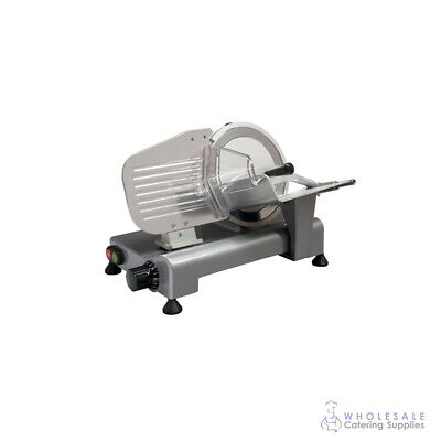 Meat Slicer 195mm Blade Rheninghaus Domestic Light Commercial Use Equipment