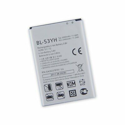 Genuine Internal Replacement Battery For LG G3 F400/D850/D855 BL-53YH 3000mAh