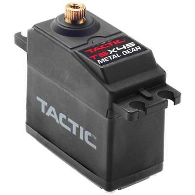 NEW Tactic TSX45 Standard High-Torque Metal Gear 2BB Servo TACM0245