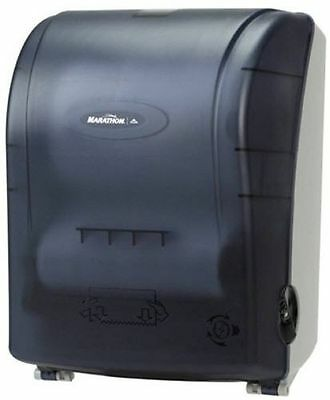 Marathon Hands Free Paper Towel Roll Dispenser Machine Manually Operated 6406001