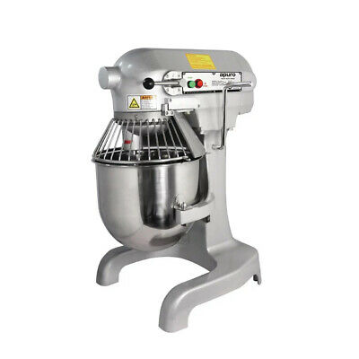 Apuro Planetary Mixer, Full Metal Body, Commercial Kitchen Quality 10 Litre Bowl