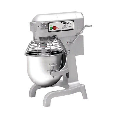 Planetary Mixer, Full Metal Body, Commercial Kitchen Quality 20 Litre Bowl Apuro