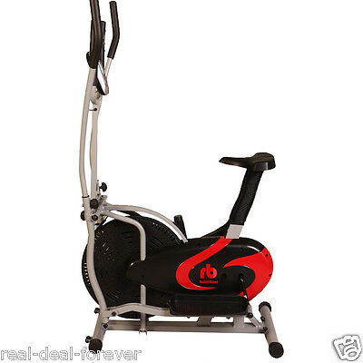 New Fitness EXERCISE BIKE ELLIPTICAL FITNESS INDOOR TRAINER LOSS WEIGHT MACHINE