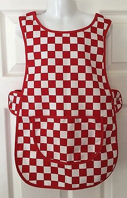 Brand New Choose Size Tabard Apron Kids Childrens Craft Cooking