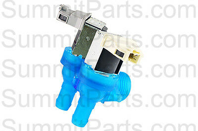 Genuine Elbi Oem Water Valve For Whirlpool Washers - W10212596