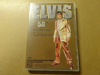 Music Dvd / Elvis Presley: A 50Th Anniversary Celebration