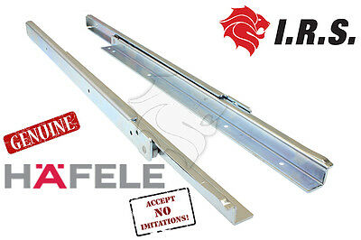 500mm 100kg HAFELE Drawer slides-fridge runners, 4wd work ute tool box, storage