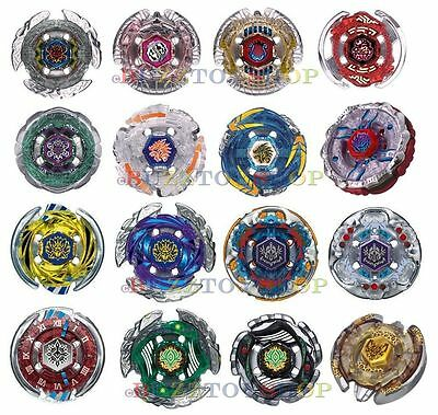 Lot Of 3Pcs Random Takara Tomy Metal Fight 4D Beyblade With Sticker Tool Set F