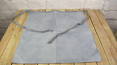 leather waist BBQ / Waiters blue