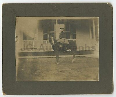 Vintage Photography - Original Vintage Photograph (1800s - early 1900s)