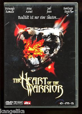 The Heart of the Warrior--DVD--