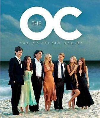 The O.c. - The Complete Series Collection New Dvd