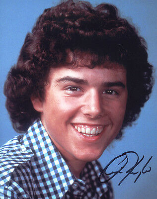 """(SSG) CHRISTOPHER KNIGHT Signed 8X10 """"Brady Bunch"""" Photo with a PSA/DNA COA"""