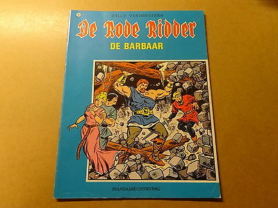 STRIP / DE RODE RIDDER 76: DE BARBAAR | 1ste druk