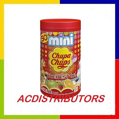 "Chupa Chups MINI Lollipops x 50  ""Simply Lovely Sweets"""