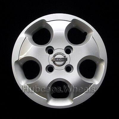 Nissan Sentra 15in hubcap wheel cover 2003-2006 OEM 53067 Silver