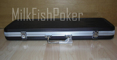 500 Piece Empty Poker Chip Case - ABS - Brand New