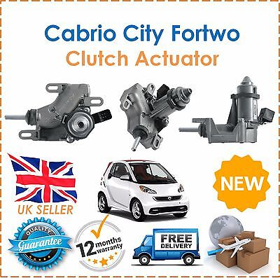 For Smart Cabrio City Fortwo 0.6 0.7 0.8 Clutch Slave Cylinder Actuator NEW