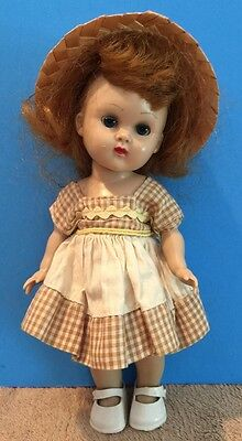 Vintage GINNY DOLL  VOGUE  STRAIGHT LEG WALKER Tagged outfit NO SHOES