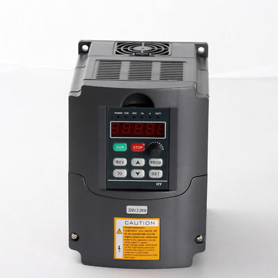 3Kw 220V 4Hp 13A Variable Frequency Drive Inverter Convertet Vfd Free Shipping
