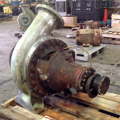 Gould 8 X 10 - 20 Centrifugal Pump Fig. 3139 *jch*