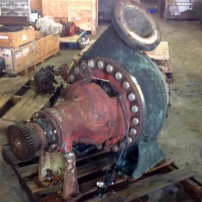 "Goulds Pump Inc. 8"" X 10"" Centrifugal Pump, No Label"