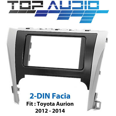 Toyota Aurion stereo radio Double 2 Din fascia dash panel facia kit trim