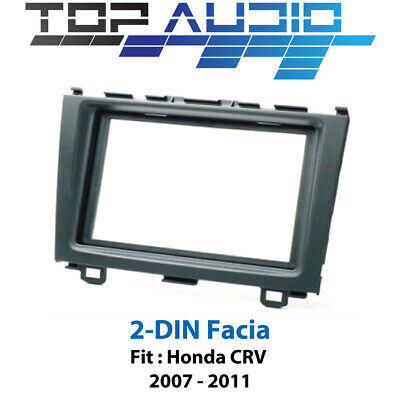Honda CRV RE car stereo radio Double 2 Din fascia dash panel facia trim