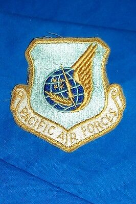 WWII Pacific Air Forces Patch USAF Old Vintage PACAF Shoulder Cap Hat Shirt WW2
