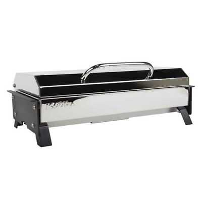 Kuuma Profile 150 Barbecue Gas Grill 58121 Stainless Steel Marine Boat RV