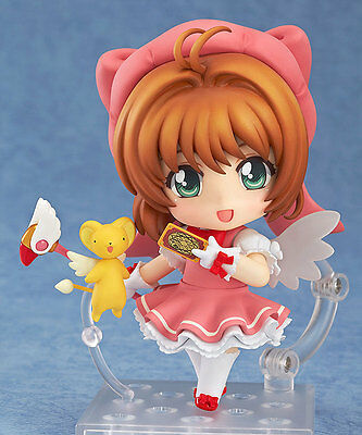 Nendoroid Sakura Kinomoto Cardcaptor Figure Action Figure Figurine New In Box