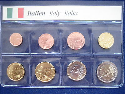 Mds Italien Euro-Kms 2014, 1 Cent - 2 Euro