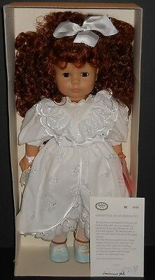 Nmib Gotz Limited Edition Kathy Doll 87-63016