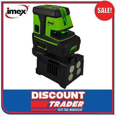 Imex New Generation 5 DOT 2 Line Laser Level LX25P