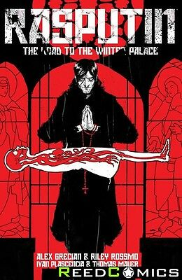 RASPUTIN VOLUME 1 THE ROAD TO THE WINTER PALACE GRAPHIC NOVEL New Paperback #1-5