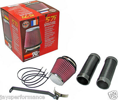 57-0680 K&N 57i AIR INTAKE INDUCTION KIT BMW 123d E82 2007 - 2011