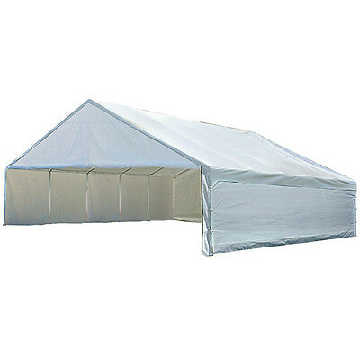 30x40 Heavy Duty Part Tent Tarp (Tent Replacement Cover)