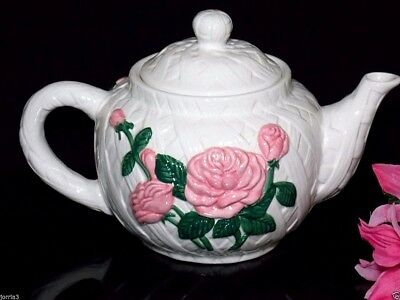Flowers, Inc. Balloons  Pink Rose Teapot By H. Beaugart Designs