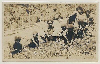 Philippines NATIVE CHILDREN RIZAL Fort  William McKinley * Vintage 1910 Photo PC