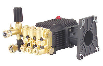"3600 PSI Pressure Washer Pump For 10-13HP engines - 4.8 GPM - 1"" hollow shaft"